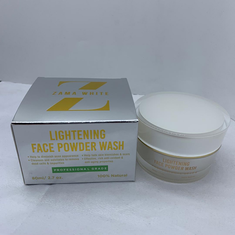 Lightening Face Powder Wash